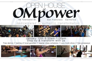 OMpower Open House