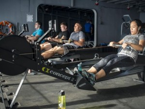 military rower